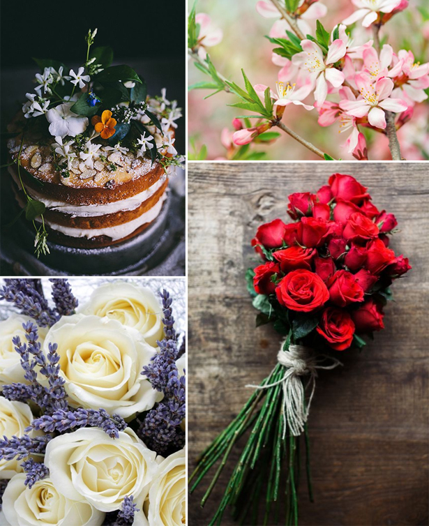 Choosing Your Wedding Flowers | Confetti.co.uk