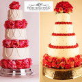 Sweet Hollywood Wedding Cakes (615)