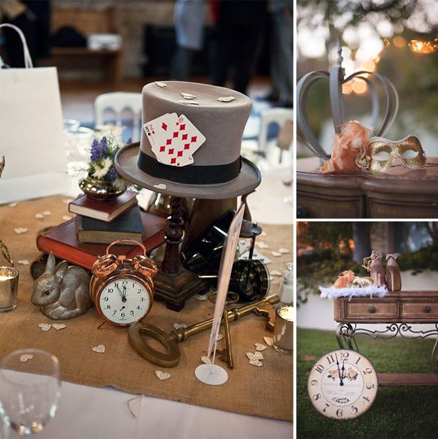 Alice in Wonderland and Cinderella Themed Weddings | Confetti.co.uk