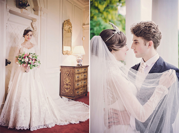 Victorian Real Wedding | Confetti.co.uk
