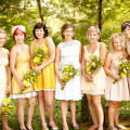 Alternative Bridesmaids Dresses by The Bride Link.com