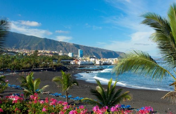The Canary Islands Beach and OCean