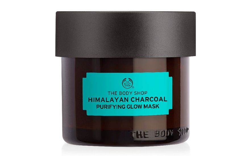 Charcoal superfood face mask