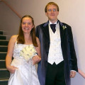 Beth and Steves real life wedding