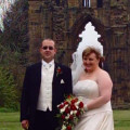 Diane and Phils real life wedding