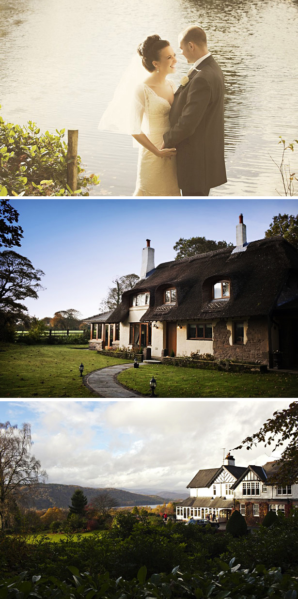 Country Cottage Anna and Gavin's Vintage Style Real Wedding
