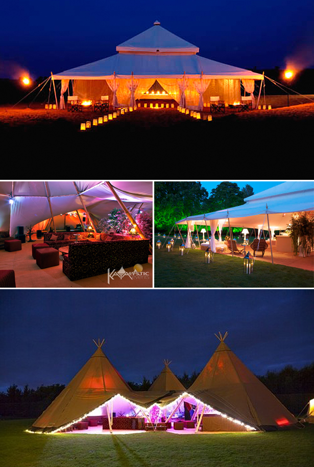 The Pearl Tent Company and Katalystic Events