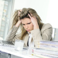 Dealing with stress at work
