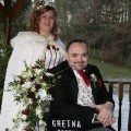 Victoria and Tonys real life wedding