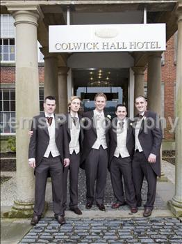 Hayley and Craig Real Colwick Hall, Nottingham Wedding ...