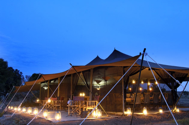Porini Safari Camp