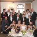 Ceinwen and Adam real weddings