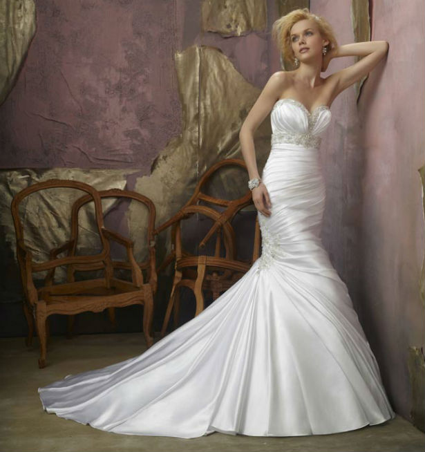 Why not to buy a fake designer wedding dress for How much do mori lee wedding dresses cost