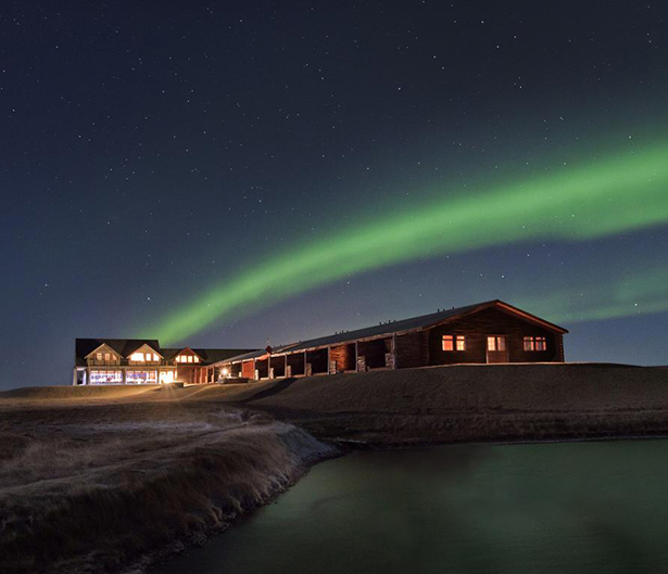 Hotel Rangá Iceland Northern Lights | Confetti.co.uk