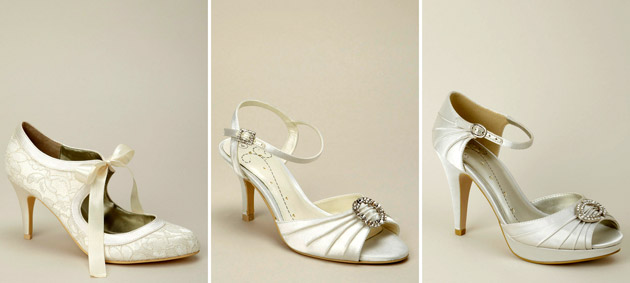 BHS Bridal Shoes