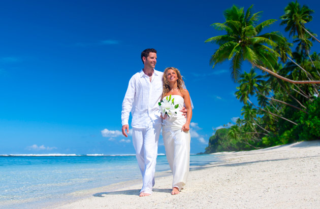 Happy Honeymoons for Two