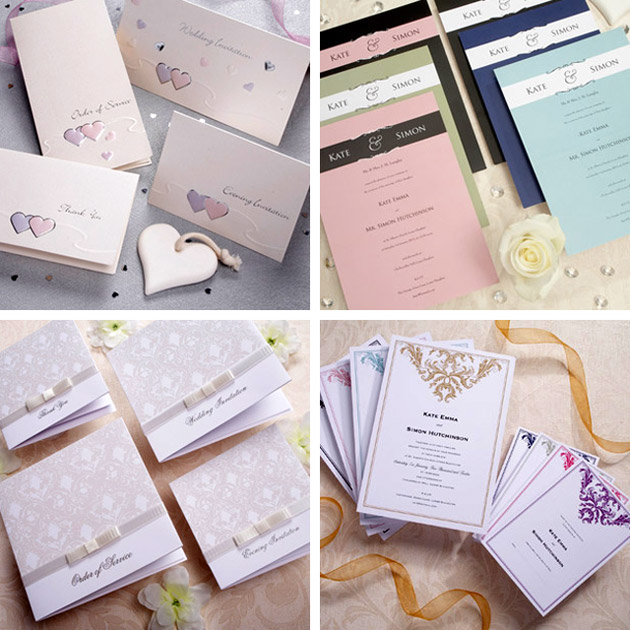 Confetti Professional Stationery