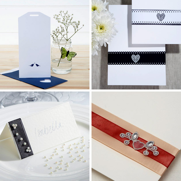 How to Create Your Own Invitations and Stationery Confetticouk