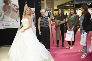 Choose your wedding dress at the National Wedding Show 2015