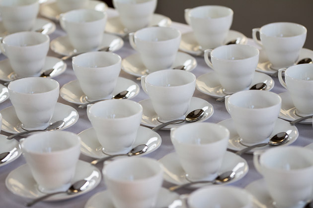 Wedding Etiquette China Teacups