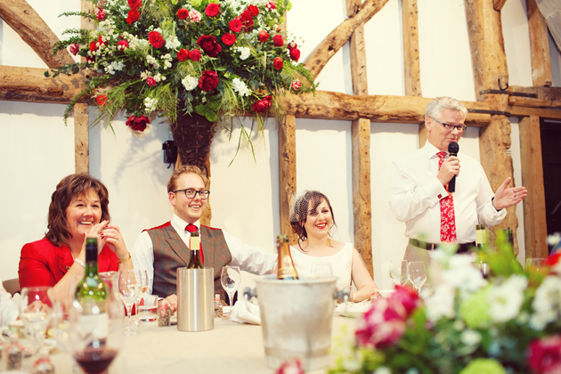 Father Of The Bride Speech Structure Ideas And Etiquette