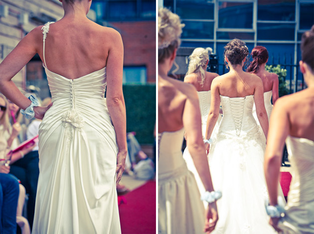Charlotte Balbier wedding dresses Back Of Gowns