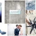 Cool Blue Wedding Inspiration