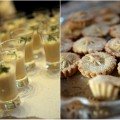 Winter Wedding Eggnog and Mince Pies