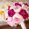 Lovely bridal and bridesmaid bouquets..