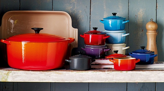 Le Creuset Teal at Prezola