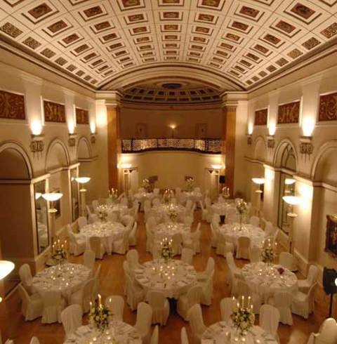 Lansdowne Club Wedding Venue London