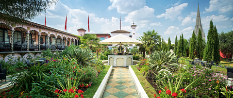 The Roof Gardens, Wedding Venue