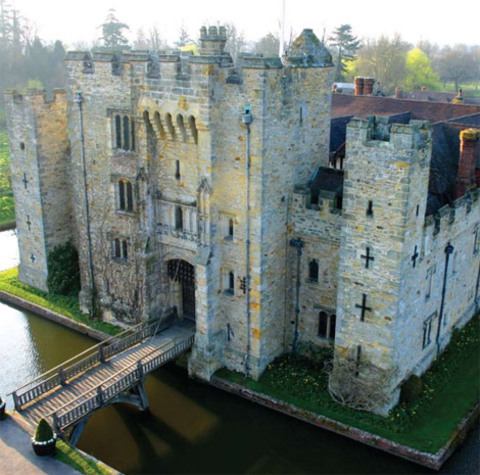 Hever Castle And Gardens Lime Venue