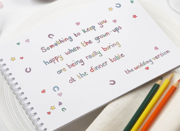 How To Entertain Children At Weddings Confetti Co Uk