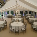 classic marquee wedding