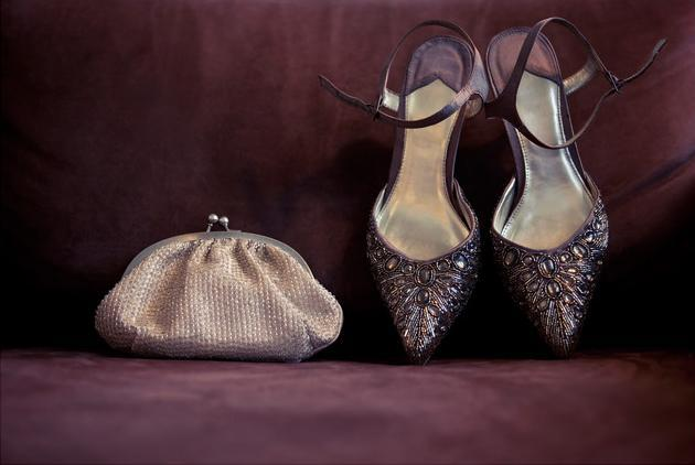 Bridal Bag & Shoes