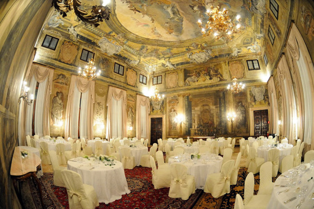 Ca Sagredo Hotel in Venice Italian Wedding Venue