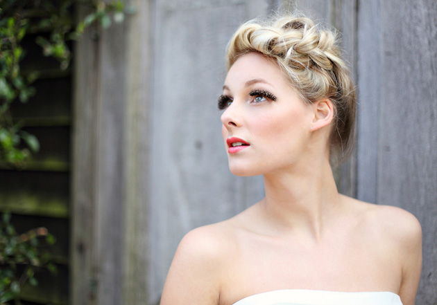 Perfect Bridal Hair