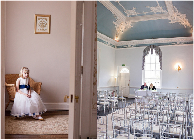 somerford hall brewood ceremony room