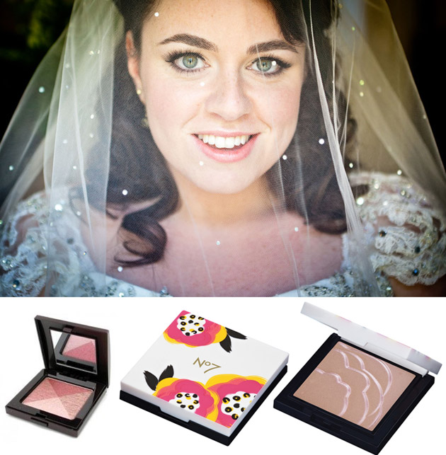 From Top Bridal Makeup by