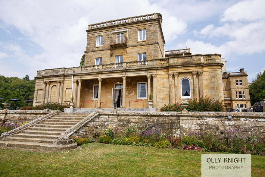 Salomons Estate Grade II Listed Victorian Mansion in Tunbridge Wells by the High Weald Area of OutstandingNaturalBeauty - Simon & Suzy's Wedding at Salomons Estate in Tunbridge Wells by Olly Knight Photography | Confetti.co.uk