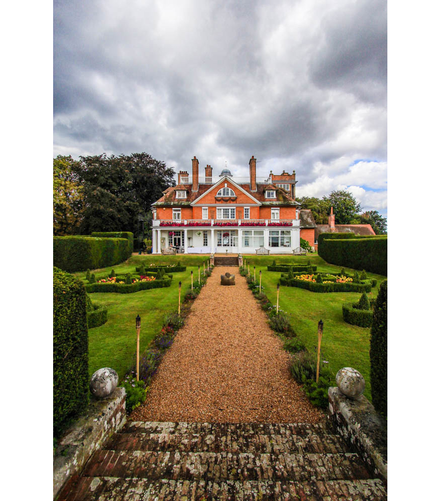 Saltcote Place in East Sussex by Candy Floss and Bow Ties Photography - Intimate Country House Wedding Venue by the Rye and Romney Marshes | Confetti.co.uk