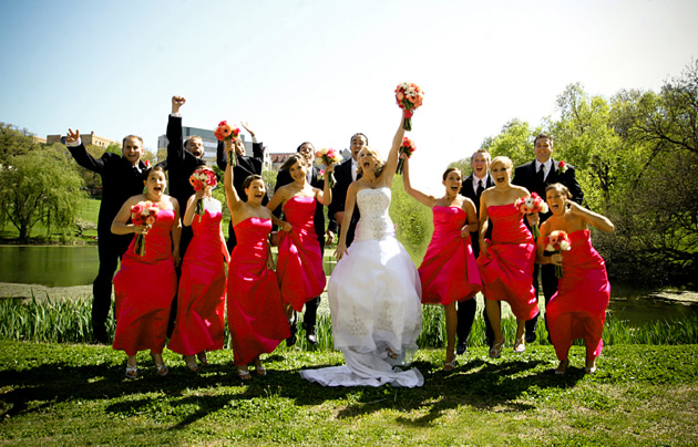 How to look great on wedding photos