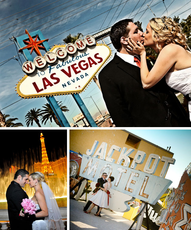 Wedding in Las Vegas