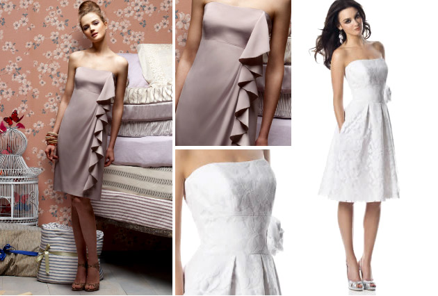 alternatives to wedding dresses uk