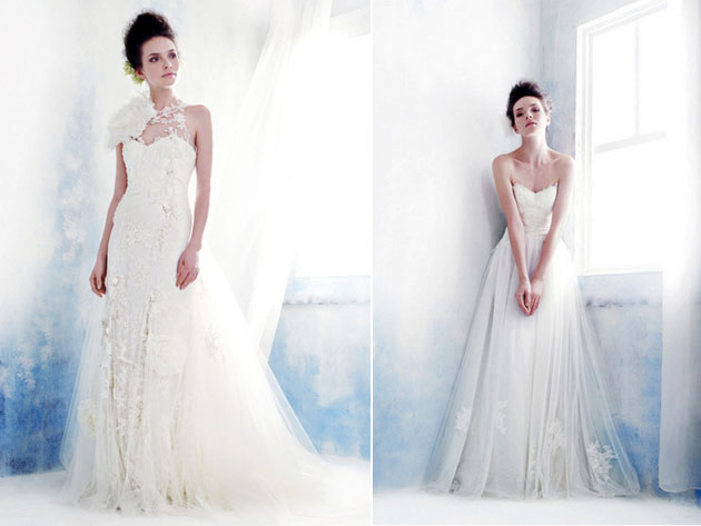 Annasul Y Bridal Gown Collection 2013