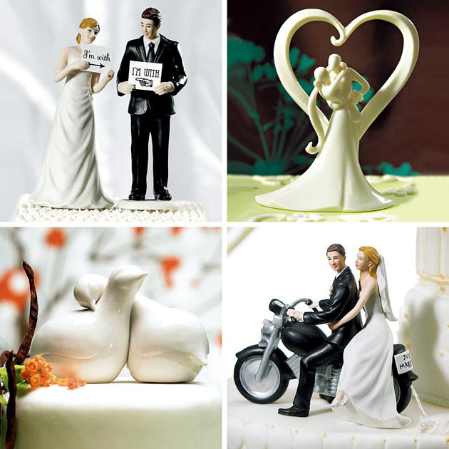 Family Wedding Cake Toppers Uk