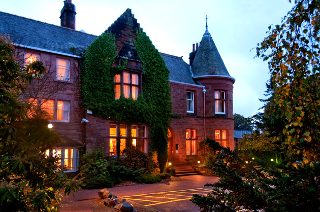 Hilton Craigendarroch Scottish Wedding Venue
