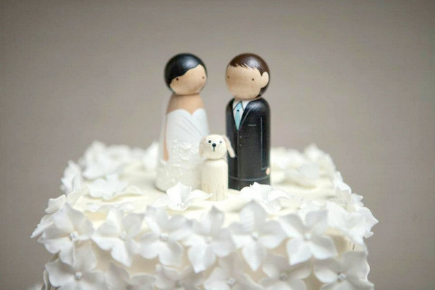 personalised wooden wedding cake toppers uk the sweetest wedding cake toppers around confetti co uk 18259