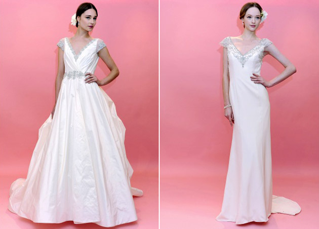 Badgley Mishka 2013 Bridal Collection